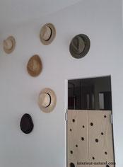 lissage murs de  chambre