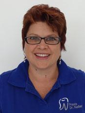 Zahnmedizinische Fachangestellte Susanne Sarantis