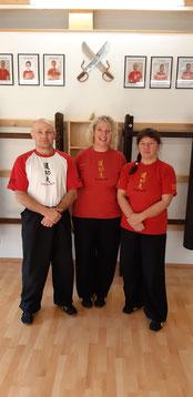 Kung Fu Kinder Prüfung 2019