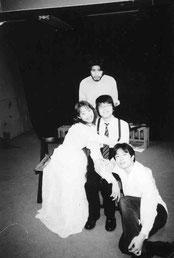スタニスラフスキーシステムによる俳優修業時代