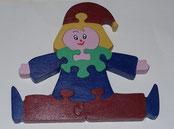 puzzle grand clown