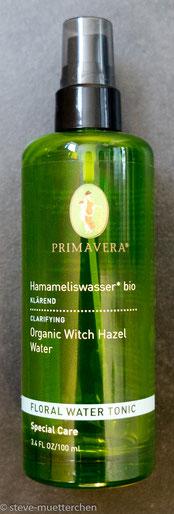 Hamameliswasser bio von Primavera