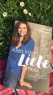 The Booklettes, Katrin Bauerfeind, Cover Alles kann Liebe muss