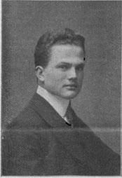 Robert Köllner um 1911. Bild: ©
