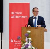 Kultusminister Grand Hendrik Tonne. Foto: Ulrichs