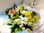 お供え花束 10000 和洋花