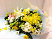 お供え花束 8000 和洋花