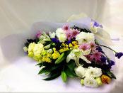 お供え花束 5000 和洋花
