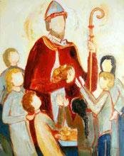 Der Heilige Nikolaus Daniela Hutter Expertin Für Weibliche