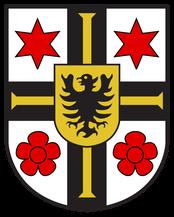 Wappen der Stadt Bad Mergentheim