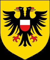 Stadtwappen Hansestadt Lübeck
