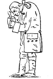 Kant-Karikatur (Bildquelle: Wikipedia)