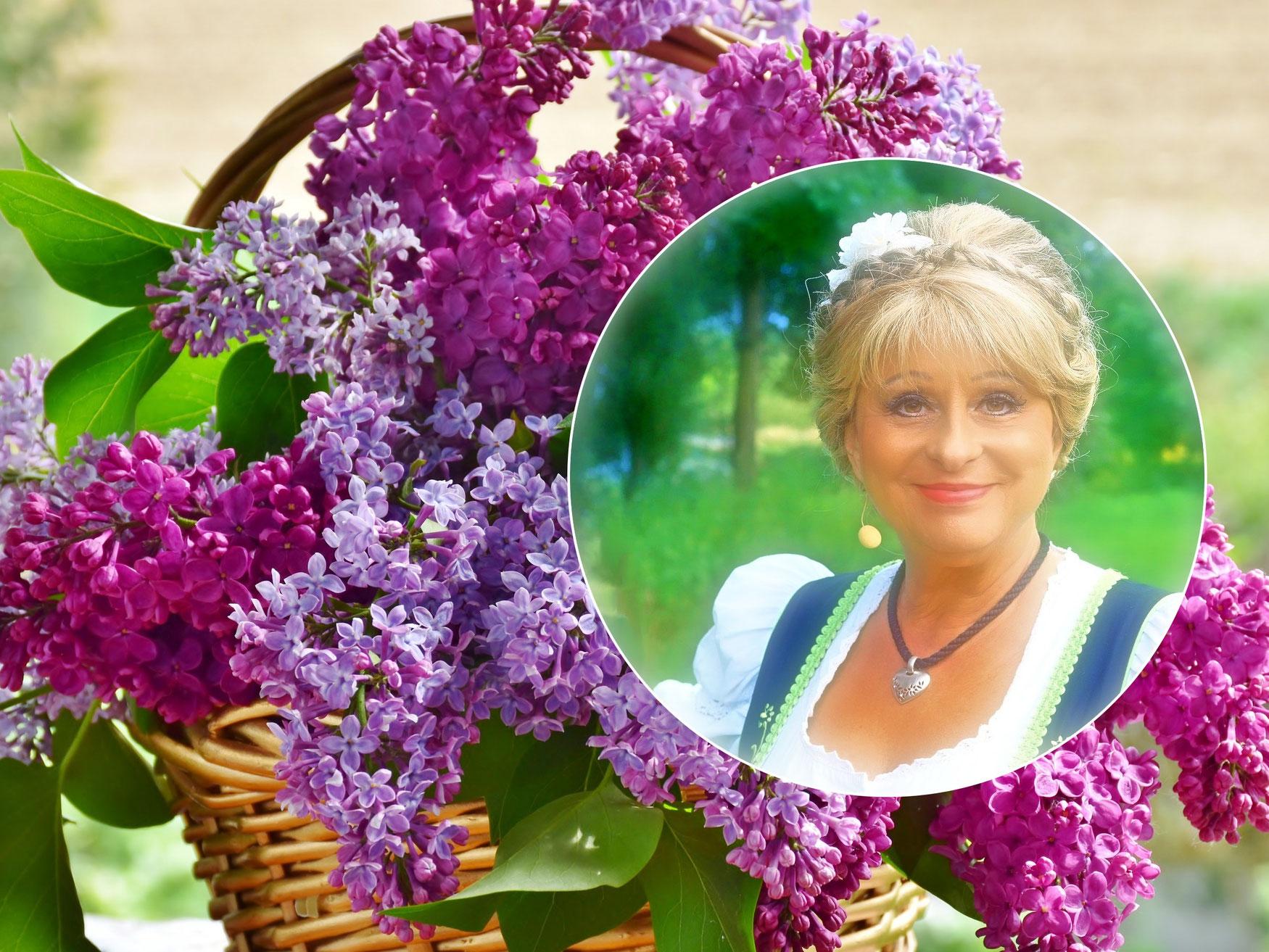 Dagmar Frederic - eine Entertainerin der Extraklasse   Sängerin, Tänzerin und Moderatorin