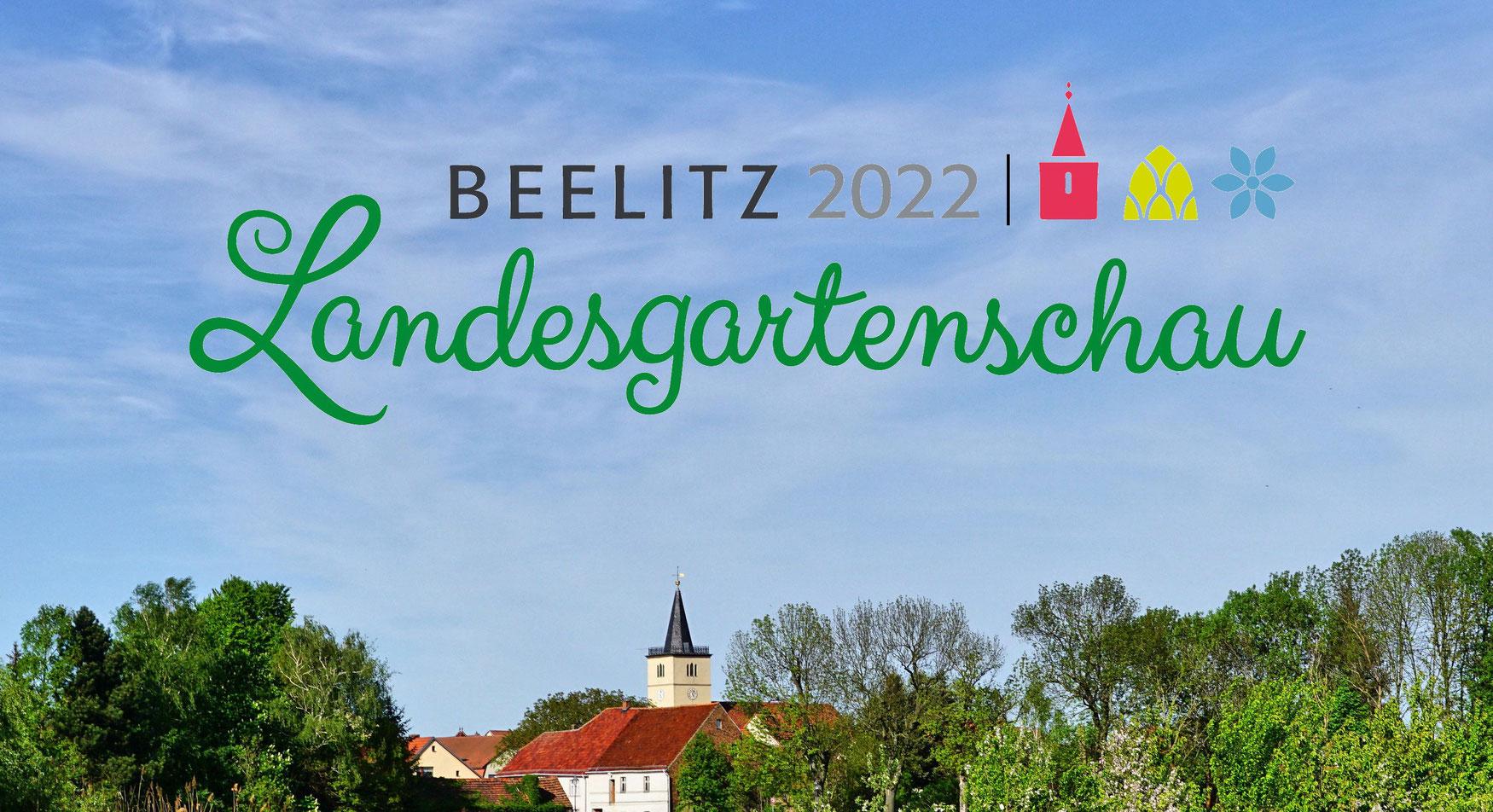 beelitz-laga.de Beelitz Laga 2022 Landesgartenschau Gartenfest für alle Sinne