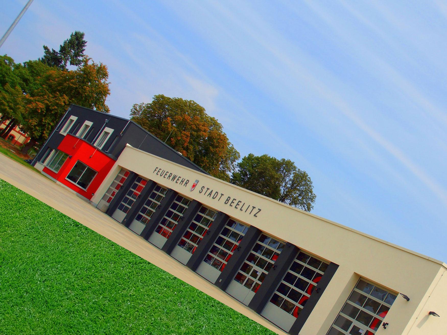 Beelitz Feuerwehr Stützpunktfeuerwehr freiwillige Feuerwehr Stadt Beelitz web-bb