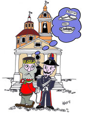 Garibaldi a Sinalunga