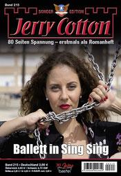 Jerry Cotton Sonder Edition