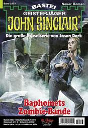 John Sinclair 1.Auflage