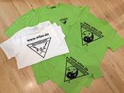 WTS/ESC T-Shirt (128 - 164) = 20 €, (S - XL) = 21 €, (XXL - XXXXL) = 22 €