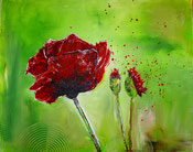 Blumenbilder malen lassen