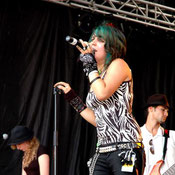 Sängerin Gesang Pop Jugendliche
