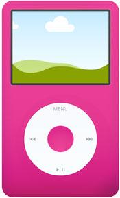 pon música para hacer la tarea más entretenida - www.AorganiZarte.com