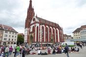 Ausflug nach Würzburg im Juni 2018