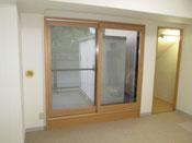 Low-E複層(A6~A12)入木製内窓