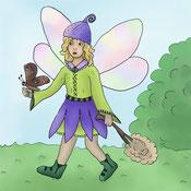 Ola und der Schmetterling