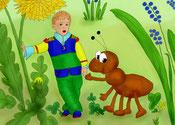 Der Ameisenritter