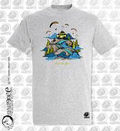 T-shirt parapente