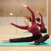 Modern Dance, Morning Flow, Pilates, Floorbarre