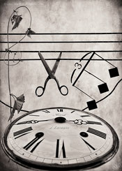 time watch music creation composition