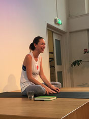 Tara Stiles, Gründerin Strala Yoga, NYC