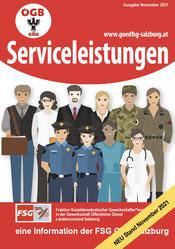 Blätterbare Servicebroschüre - Öffnen mit BAKS nicht möglich!