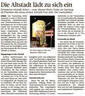 Tagblatt, 10.09.2014