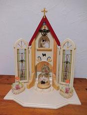 ペット仏壇  かわいいペット仏壇  天使のおうちペット