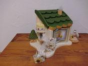 ペット仏壇  かわいいペット仏壇  天使のおうち