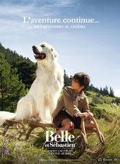 film et serie belle et sebastien montagne des pyrenes