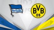 Hertha BSC Berlin - BVB