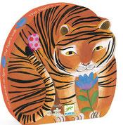 Silhouette La balade du tigre