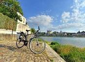 Domaine de Joreau, Loire Valley cycle holidays
