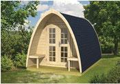 cabane bois, pod en bois - dordogne- chalet bois aquitaine