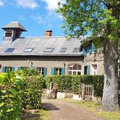 Gîte La Caleche at Belle Epoque estate in Linxe (40)