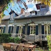 Gîte le Gardien at Belle Epoque estate, Linxe 40