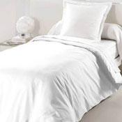 Betttücher für ein Einzelbett im Gut Belle Epoque
