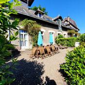 Gîte le Pigeonnier at Belle Epoque estate, Linxe 40