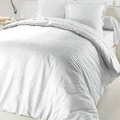 Betttücher für ein Doppelbett im Gut Belle Epoque