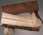 Brennholz, Kaminholz, Holzscheit, Fichte, frisch, trocken, vorgetrocknet, Produktbild,Brennholz,Kaminholz