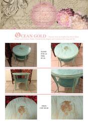 shabby chic, vintage, möbel, luzern, tisch, lesetisch, salontisch,